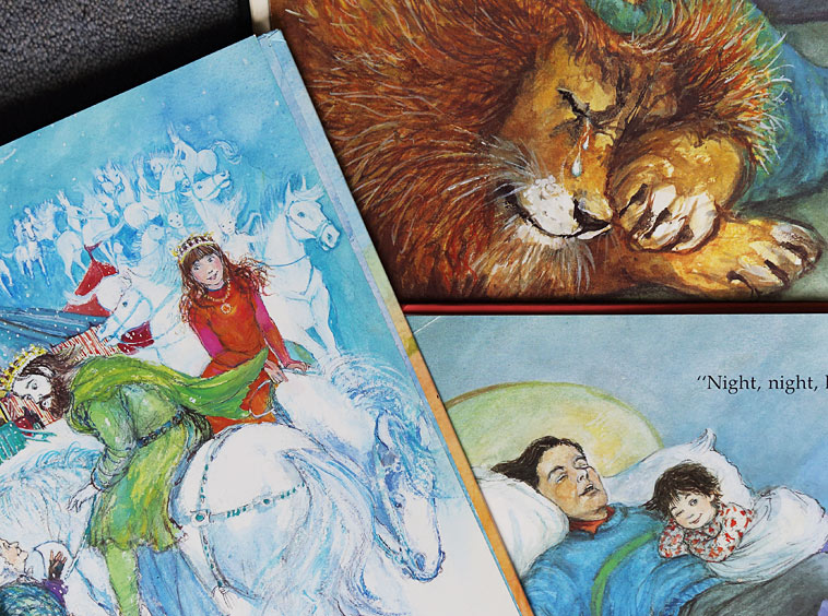 Illustrated books