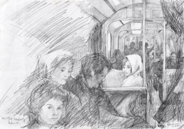 Underground sketch